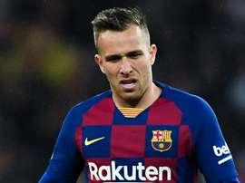 Arthur 'não é jogador para o Barcelona', diz agente que assinou com Messi. Goal