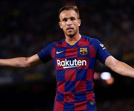 Arthur perde espaço no Barça mesmo em sua melhor temporada. Goal