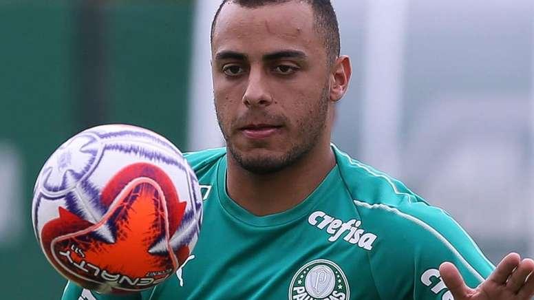 Arthur Cabral pode render lucro gigante ao Palmeiras. EFE