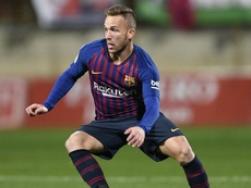 Arthur will not feature against Villarreal. GOAL