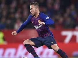 Iniesta has hailed Arthur as the future of Barcelona's midfield. GOAL