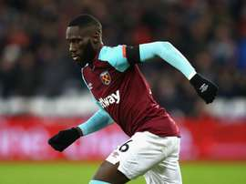 Masuaku was sent off for spitting at the opposition. Goal