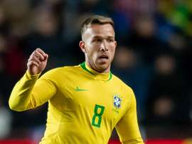 Arthur could now miss the Copa America. GOAL