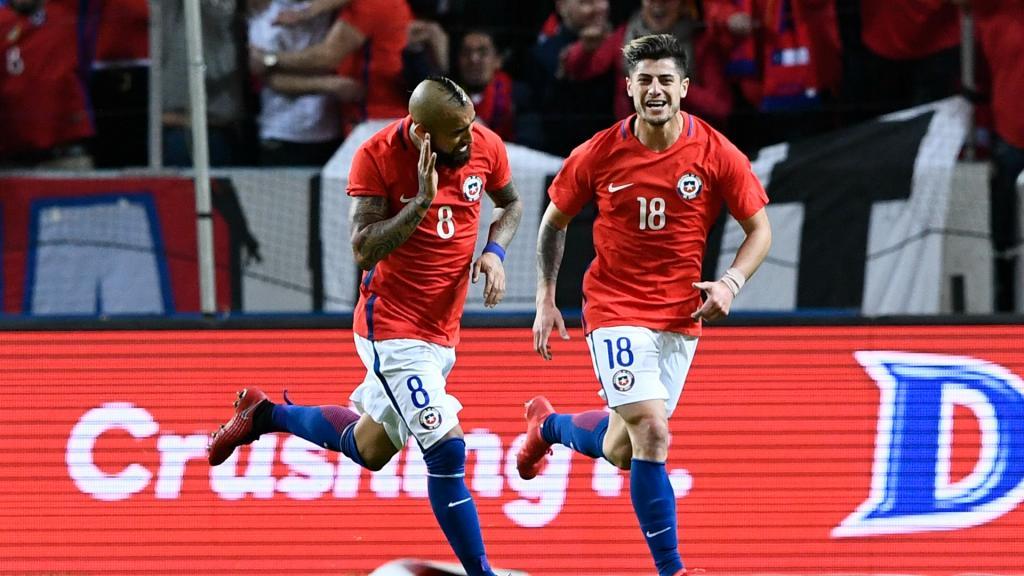 La Suède s'incline à domicile face au Chili (1-2) — Amicaux internationaux