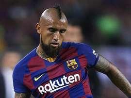 L'ex centrocampista di Leverkusen e Juve, Vidal. Goal