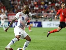 Arturo Vidal, Corea del Sur. Goal