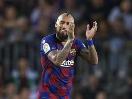 Arturo Vidal, far from Inter.
