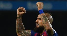 L'Inter drague ouvertement Arturo Vidal. Goal