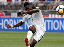 Asamoah Gyan is coming back to his national team. GOAL