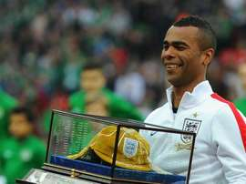 England legend Ashley Cole announces his retirement. GOAL