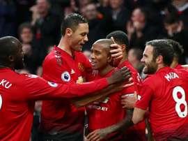 United gagne enfin. Goal