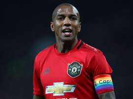 Ashley Young is set to join Inter Milan. GOAL