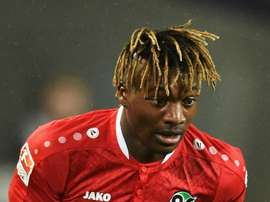 Saint Maximin has joined Newcastle from Nice. GOAL