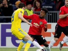 Astana-United a maniche corte. Goal