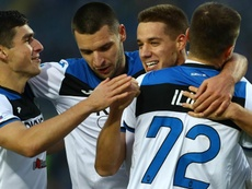 L'Atalanta batte il Brescia. Goal