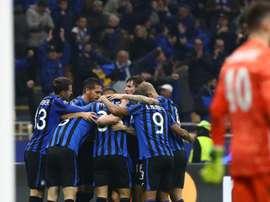 L'Atalanta batte la Dinamo. Goal