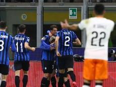 Atalanta e Valencia jogaram com os portões abertos. Goal
