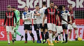 Milan baisse pavillon. GOAL