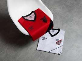 Athletico Paranaense Camisas. Goal