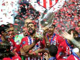 Cerezo: Atletico's objective is to reach Champions League final. Goal