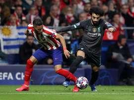 L'Atlético prend une petite option face au tenant du titre. GOAL