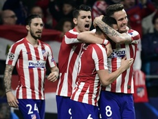 L'Atletico batte il Liverpool. Goal