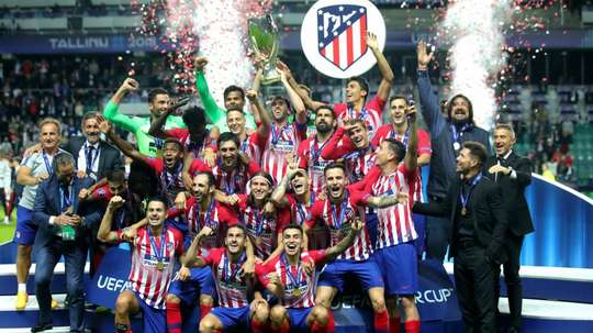 Atleti have build a side to be feared. GOAL