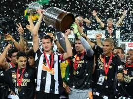 Atlético-MG começou a ganhar a Libertadores quando foi rebaixado, diz Euller. Goal