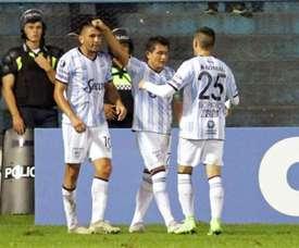 Atletico Tucuman Penarol Copa Libertadores. Goal