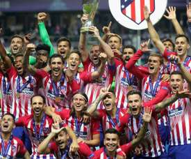 Atletico overcame Real Madrid in the European Super Cup. Goal