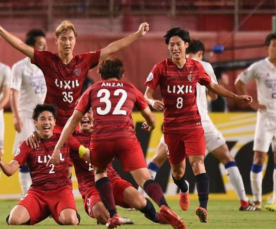 Uchida atoned for his own goal late on. GOAL