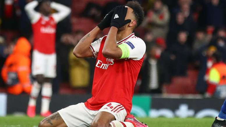 Aubameyang stunned by late shocker: I don't know how I missed!