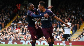 Aubameyang wants Arsenal to keep up their team spirit. GOAL