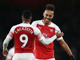 Lacazette says the home leg is vital because of their poor away form. GOAL