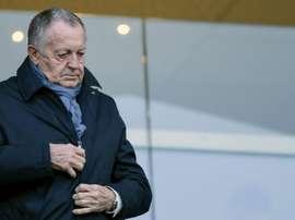 Aulas va demander la reprise de la Ligue 1 'au tribunal'. Goal