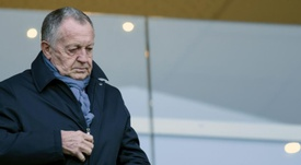 Marseille répond à Aulas. AFP