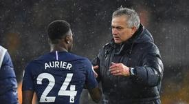 Aurier et Tottenham solides, City assure, Wolverhampton frustré. GOAL