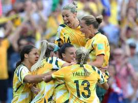 Australia's comeback has kpet their hope for a spot in the next round. GOAL