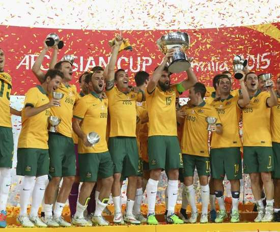 Australia are defending champions. GOAL