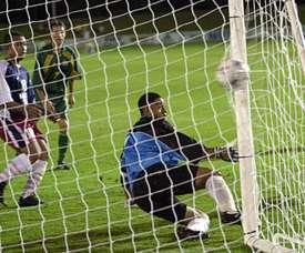 Chuva de gols pelo mundo. Goal