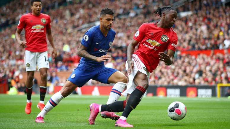 Man United's starting XI the youngest of Premier League weekend. GOAL