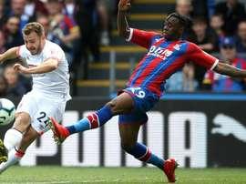 Man United signing Wan-Bissaka examined. GOAL