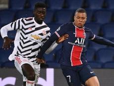 Tuchel pourrait ménager Mbappé et Kimpembe contre Dijon. AFP