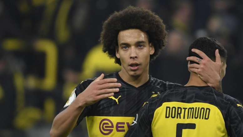 Dortmund, infortunio domestico per Witsel: ricoverato in terapia intensiva, torna nel 2020. Goal