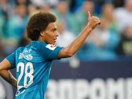 Axel Witsel Zenit Russian Premier League