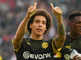 Witsel is keen for the side to continue their impressive form. GOAL