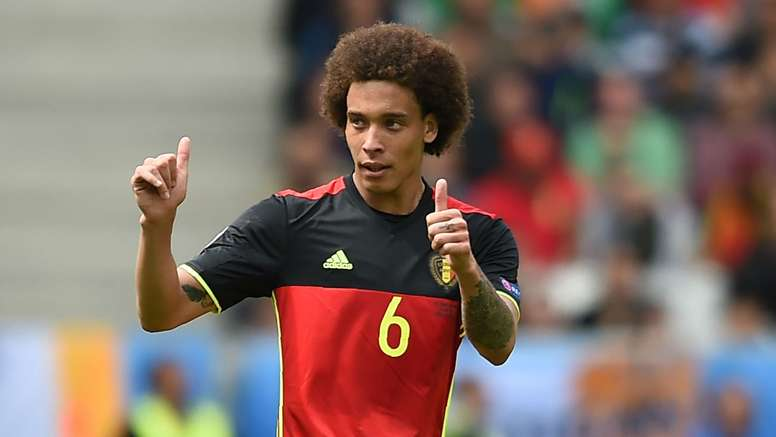 Witsel has been linked with Juve and Chelsea. Goal
