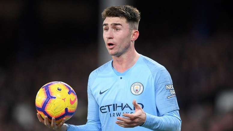 Laporte injury a blow but Man City have to deal with it - De Bruyne. GOAL