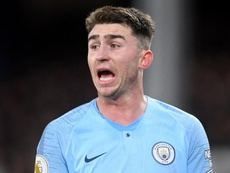 Aymeric Laporte Man City 2019