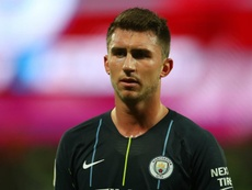 Aymeric Laporte is out for revenge against Lyon. GOAL